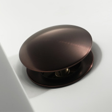 Bathroom Accessories Copper Brown Bronze Pop Up Drain