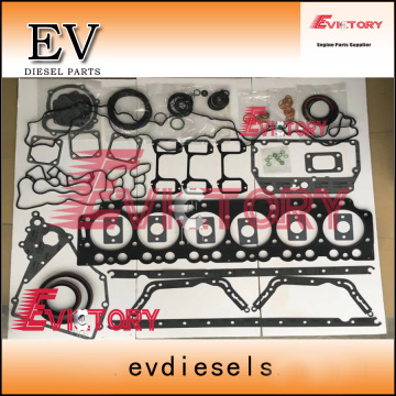 VOLVO D7E head cylinder gasket overhaul rebuild kit