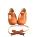 Party Birthday Wedding Kids Girl Baby Dress Shoes