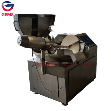 Automatic Garlic Potato Herb Chopping Machine