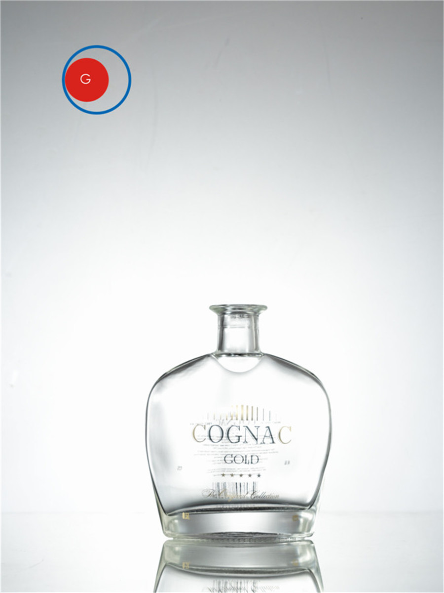 Cognac Glass Bottle