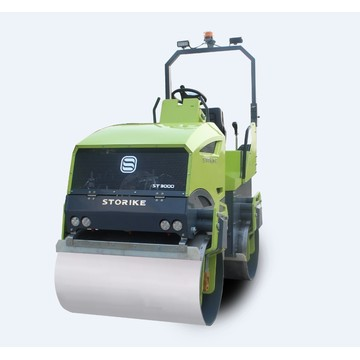 ST2600 Steamroller machine de construction de routes