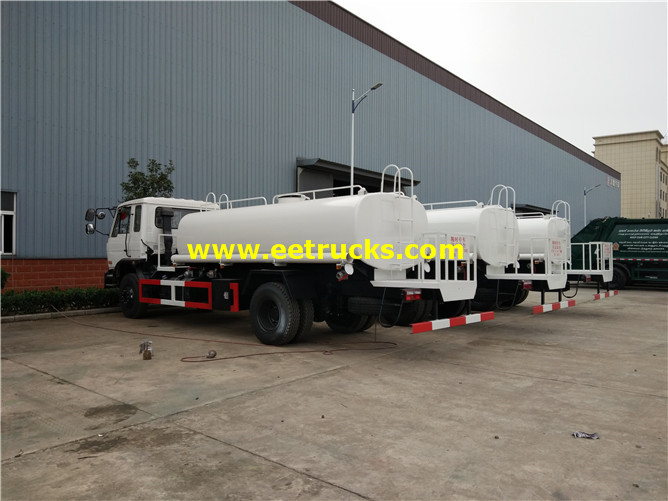 Road Water Trucks