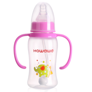 Baby PP Milk Feeding Bottle BPA Free