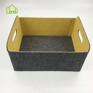 Various Color Felt Storage Basket