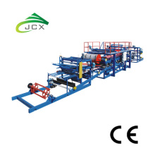 galvanized sandwich panel production line