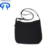 Single shoulder slanted girl bag with student bag