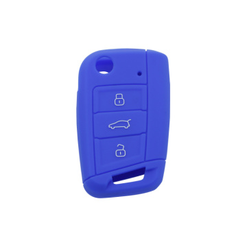 VW Golf 7 silicone car key cover