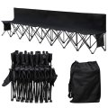 8 Seats Portable Folding Bench