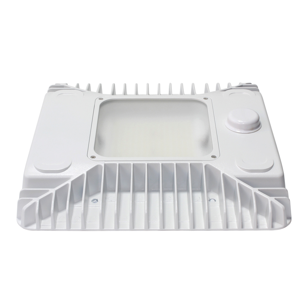 100W Led Sensor Canopy lights fixtures 5000K-1
