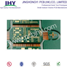 OEM/ODM for China Rigid Flex PCB,Flexible Printed Circuit Board,Polyimide PCB Manufacturer and Supplier 2 Layer Flex PCB Green solder mask 1.6mm export to Spain Suppliers
