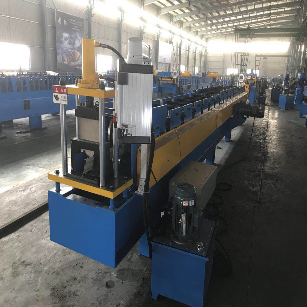 Gutter Downspout Roll Forming Machine