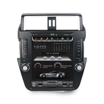 12,1 inch Multimedia Player per Toyota PRADO