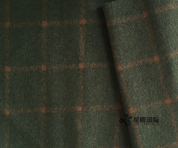 Heavy Woolen Coat Fabric