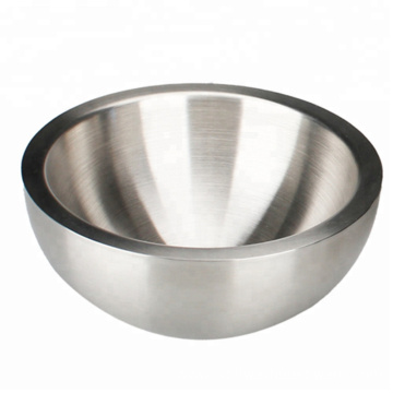 Stainless Steel Mixing Bowl Double Wall Insulation Bowl