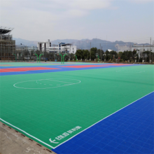 Outdoor Tennis sports court tiles