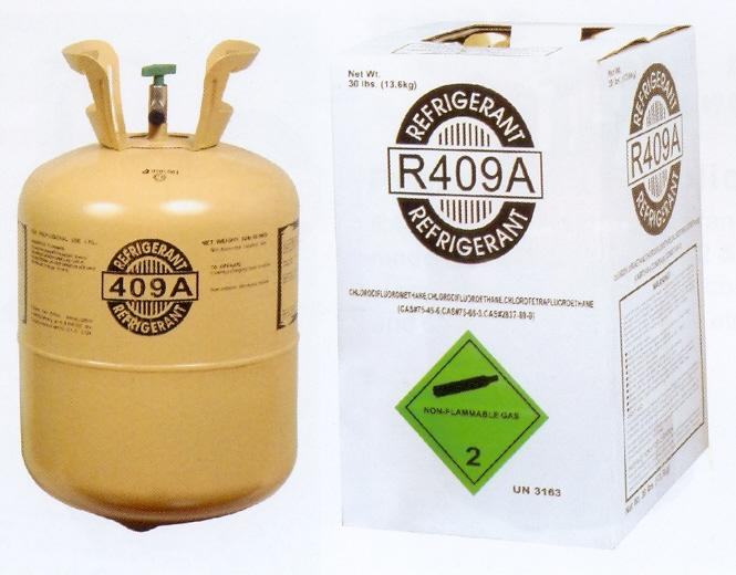 HCFC Refrigerant Gas with High Purely