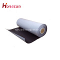 Customized Size Rubber Magnet Roll With Self Adhesive