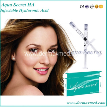 Best Quality for Injectable Hyaluronic Acid HA Hyaluronic Acid Gel Filler Injection export to Indonesia Factory