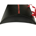 Black Matt Candy Snacks Pillow Packaging Gift Box