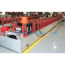 Door frame stud trucks rolling form machine
