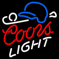COORS LIGHTED SIGN SIGN