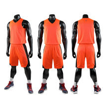 New design reversible basketball jersey