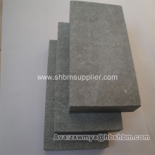 No-formaldehyde Fireproof Exterior 12mm Fiber Cement Board