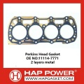 Perkins Head Gasket 11114-7771