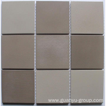 95X95 Special Surface Porcelain Decoration Mosaic