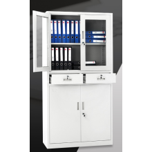 Fast Delivery for Cupboard For Office Metal filing cabinet cupboard with two drawers export to Turks and Caicos Islands Wholesale