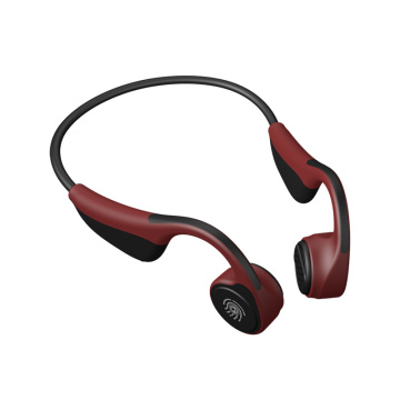 Sports wireless bluetooth bone conduction mp3 player