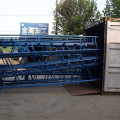 8 Meter Belt Type Conveyor Elevator System