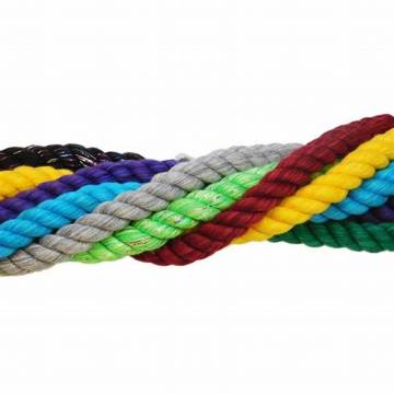 Twisted Super Soft Durable Comfortable thickness Cotton Rope
