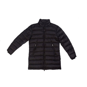 Men`s 100% nylon down jacket winter