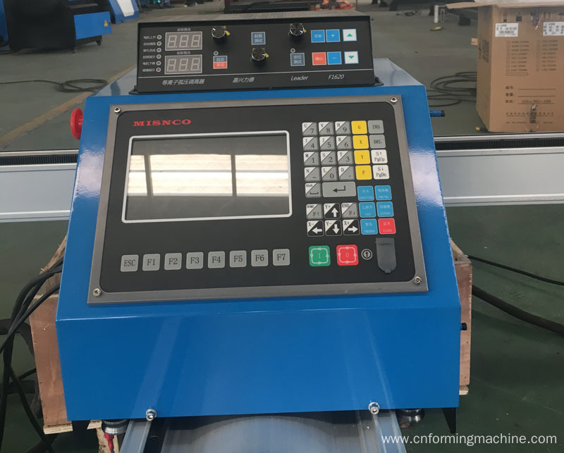 Easily move Plasma and flame cutting machine