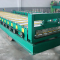 Top selling customized metal sheet roof rolling machine