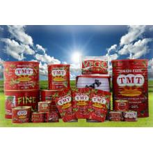 Turkish Tomato Paste of High Quality with 28/30 Brix inTinned