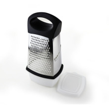 Wholesale Discount for Collapsible Box Grater Kitchen Gadgets 4 sides grater with container export to United States Wholesale
