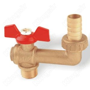 Professional High Quality for Brass Ball Bibcock, Bibcock Taps, Bibcock Valve, Hose Bibcock in China Garden hose bibcock with connection supply to Argentina Exporter