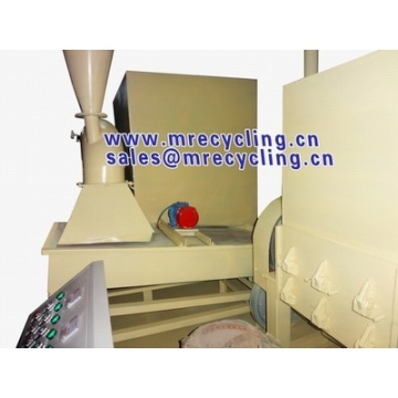 scrap tanso cable stripping machine