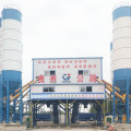 2019 New HZS60 concrete batching plant price