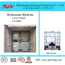 Factory Supplier for Water Treatment Chemical Dosing Hydrazine Hydrate Boiler Treatment Chemicals export to Poland Importers