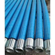 Concrete Pump parts Steel Wire Rubber Hose