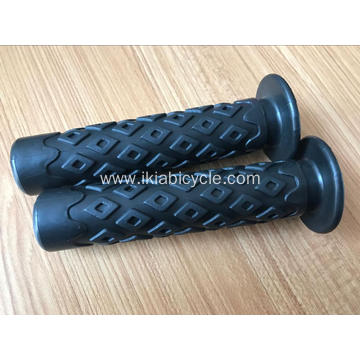 Bicycle Rubber Handle Bar Grips Black Color