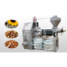 OEM/ODM China for Double Screw Expeller Oil Press seasame oil expeller for sale supply to United States Manufacturer