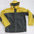 Custom outdoor waterproof man softshell jacket