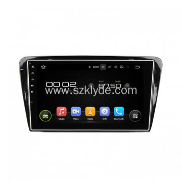 Octavia 2015 Android Car DVD