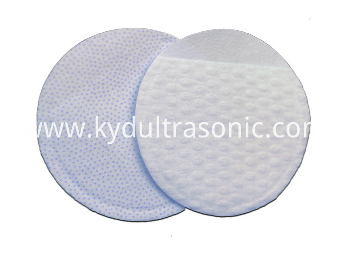 Half Round Cotton Pad