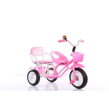 Kid Tricycle Toy Pink Baby Tricycle